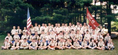 July 2002 Summer Camp